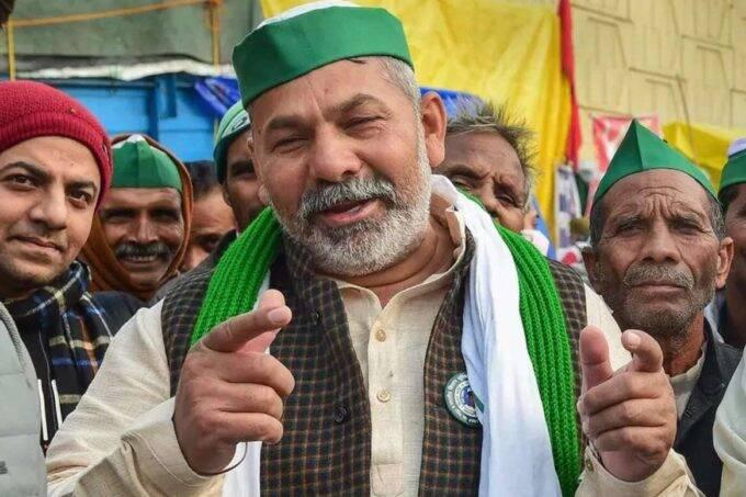 Farmer Protest, Journalist