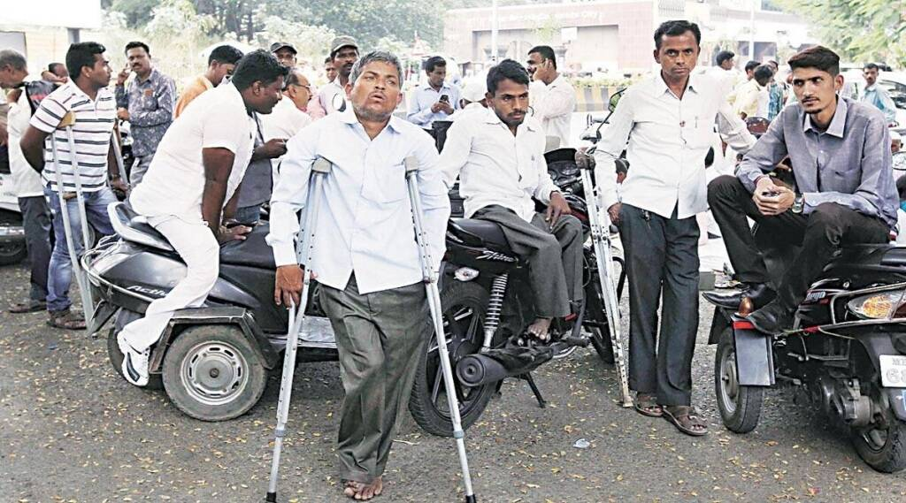 differently abled, India, News, indian railway protection force service, Police, pwd quota, railway protection force, RPF, jansatta
