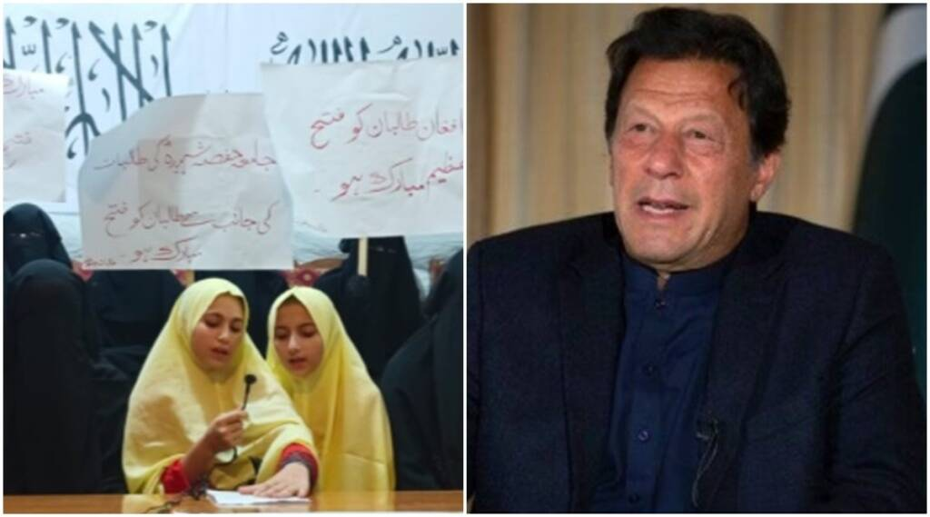 imran khan, kumar vishwas, taliban
