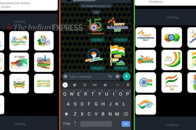 happy independence day sticker, happy independence day sticker whatsapp, happy independence day whatsapp stickers