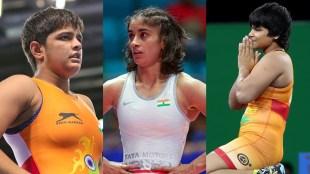 vinesh-phogat-sonam-malik-and-divya-kakran-gets-lifetime-ban-warning-from-wrestling-federation-allowed-for-world-championship
