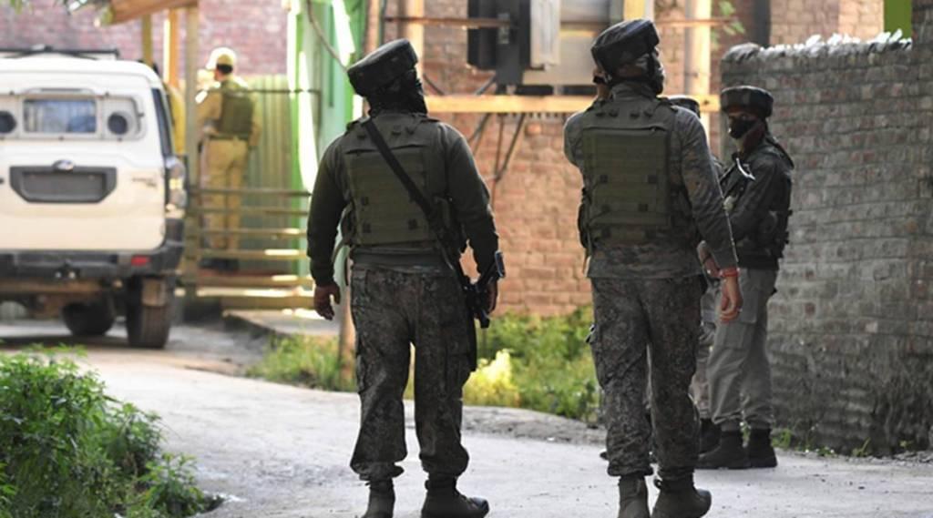 temples security, suspected militants arrest, arms and ammunition militants arrest, Pakistan militant groups, temples target militant, jansatta