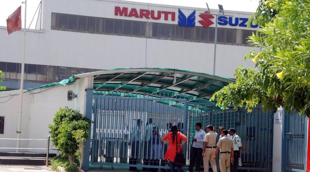 Maruti Suzuki fine