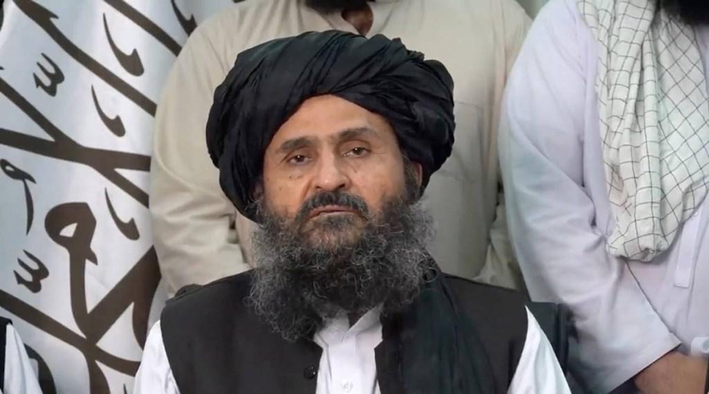 mullah ghani baradar, afghanistan