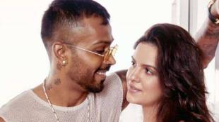 hardik-pandya-reacts-on-the-stunning-colorful-picture-of-wife-natasha-stankovic-also-shares-his-new-hairstyle