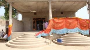 Pakistan hindu temple