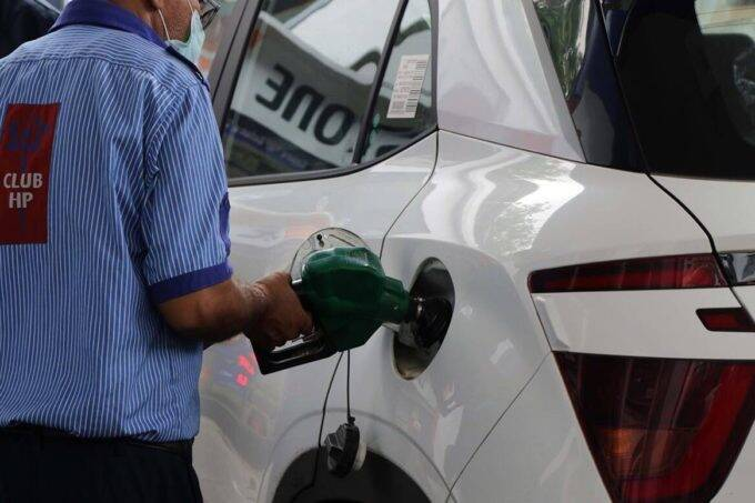 petrol, fuel, oil