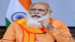 pm narendra modi, srinivas bv