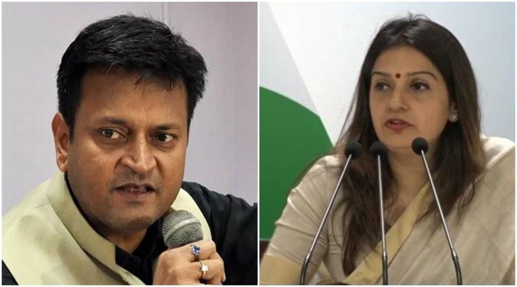 TV debate, sonia gandhi, priyanka chaturvedi, ajay alok, congress, BJP. JDu, shivsena, jansatta