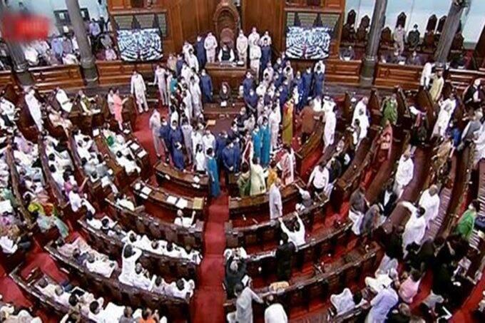 rajya sabha, BJP