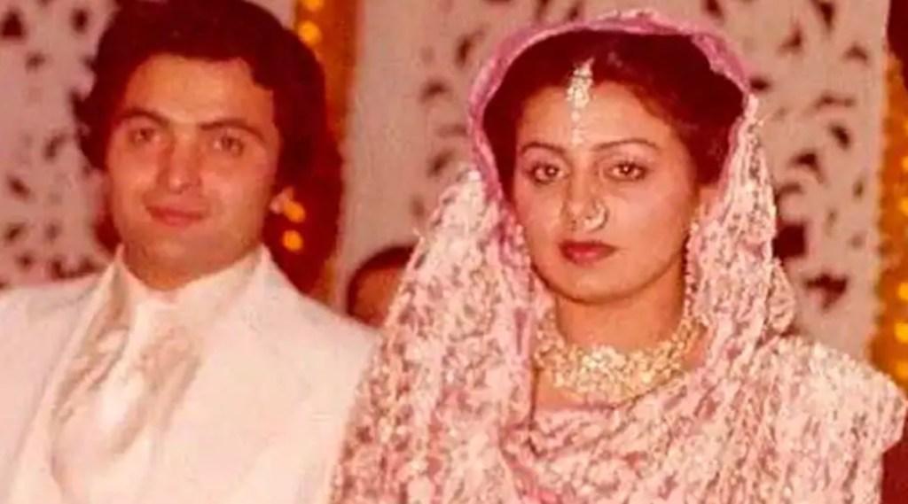 Rishi Kapoor, Rishi Kapoor engagement With Neetu