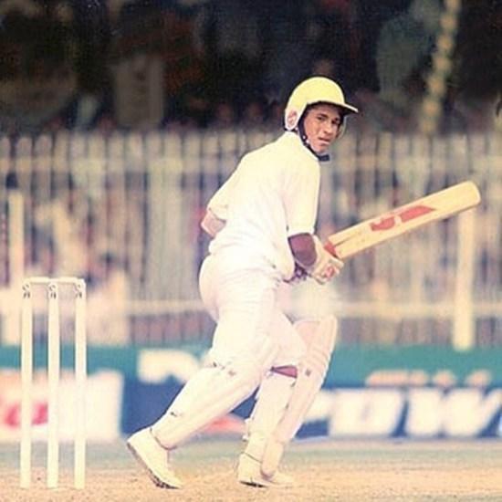 Sachin Tendulkar, Parthiv Patel