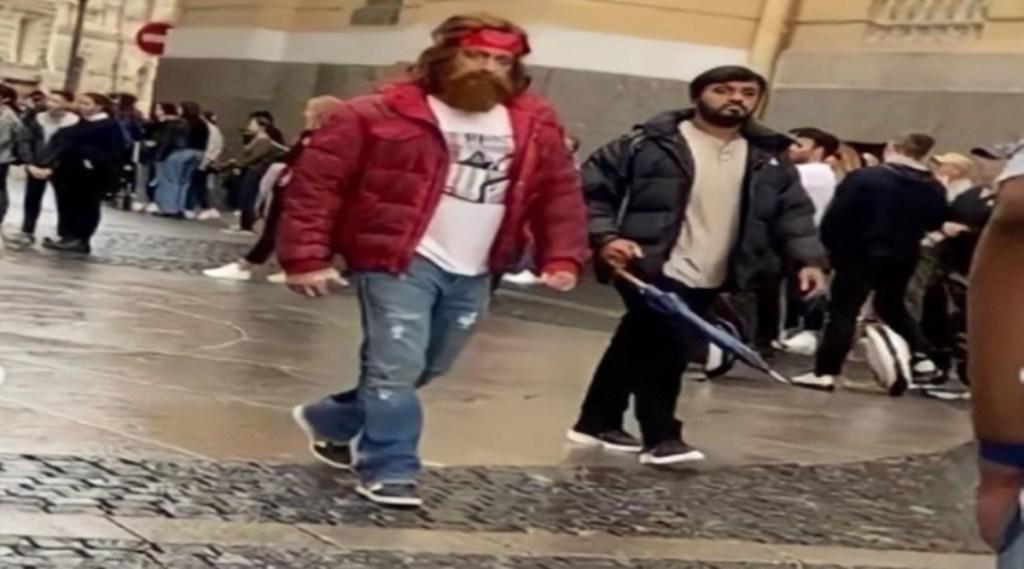 salman khan, tiger 3, tiger 3 salman khan look viral