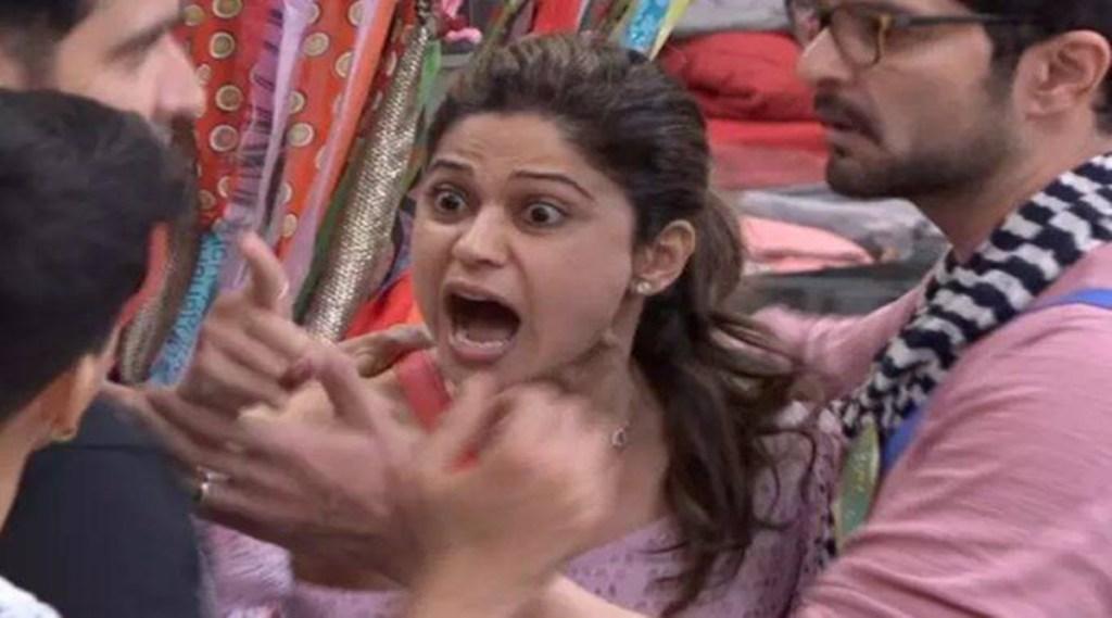 shamita shetty, nishant bhatt