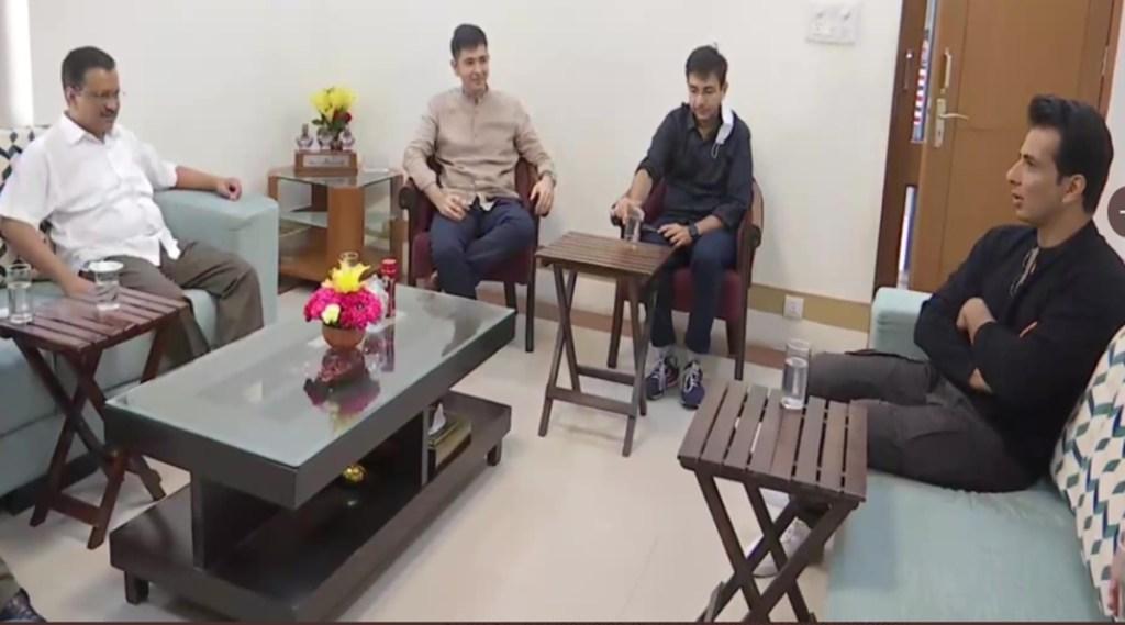 Sonu Sood, Arvind Kejriwal, Lifestyle News