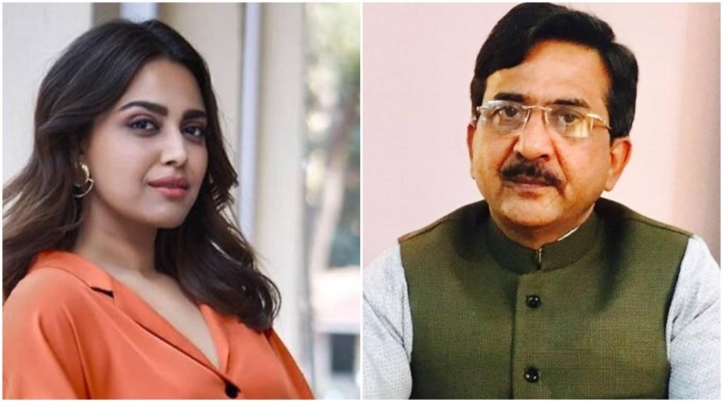 swara bhasker, swara bhasker viral tweet, vijay shankar tiwari