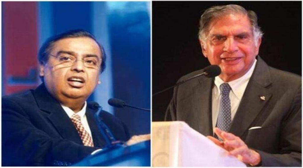 Ratan Tata, Mukesh Ambani