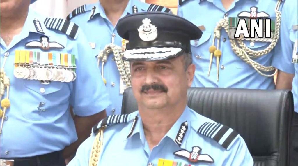 Air Chief Marshal VR Choudhary