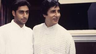 Amitabh Bachchan, Aishwarya Rai Bachchan, Abhishek