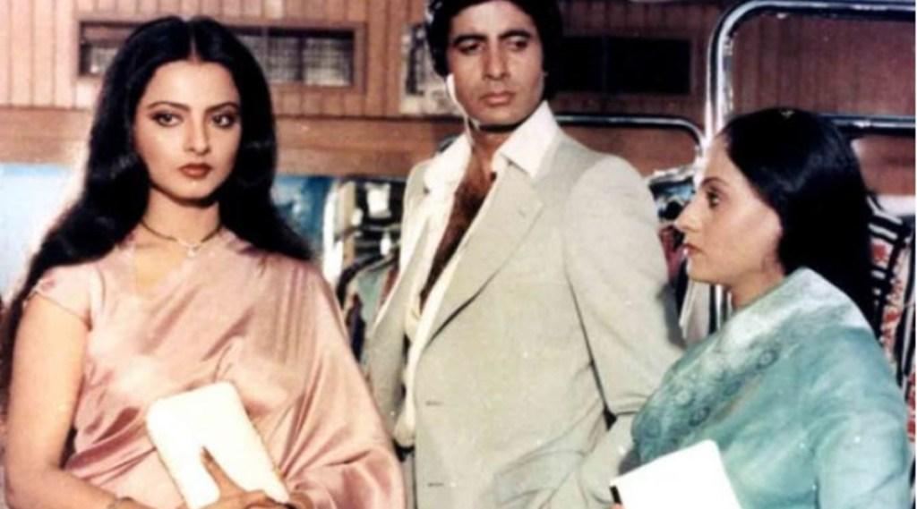 Amitabh Bachchan, Rekha, Jaya Bachchan, अमिताभ बच्चन,