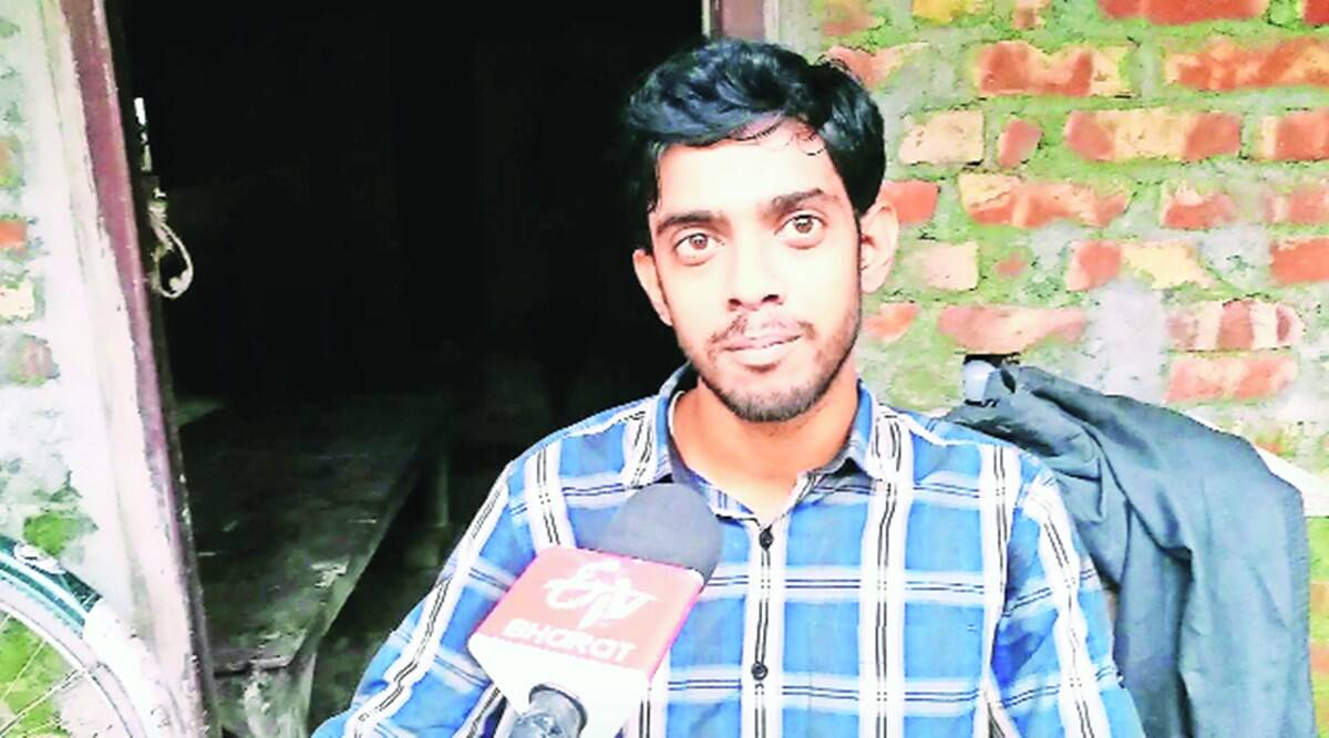 The hawker's son became an IAS
