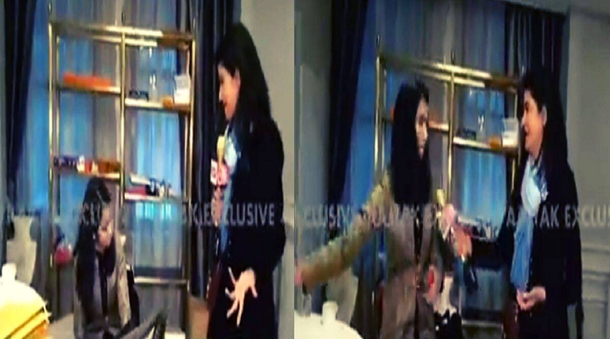 Reporter wanted to forcibly take a bite from Sneha Dubey in US, diplomat showed the way out