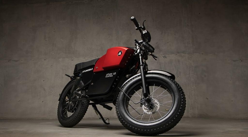 Atumobile electric bike Atum 1.0