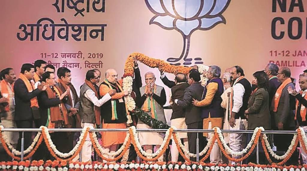 BJP, Executive Meeting