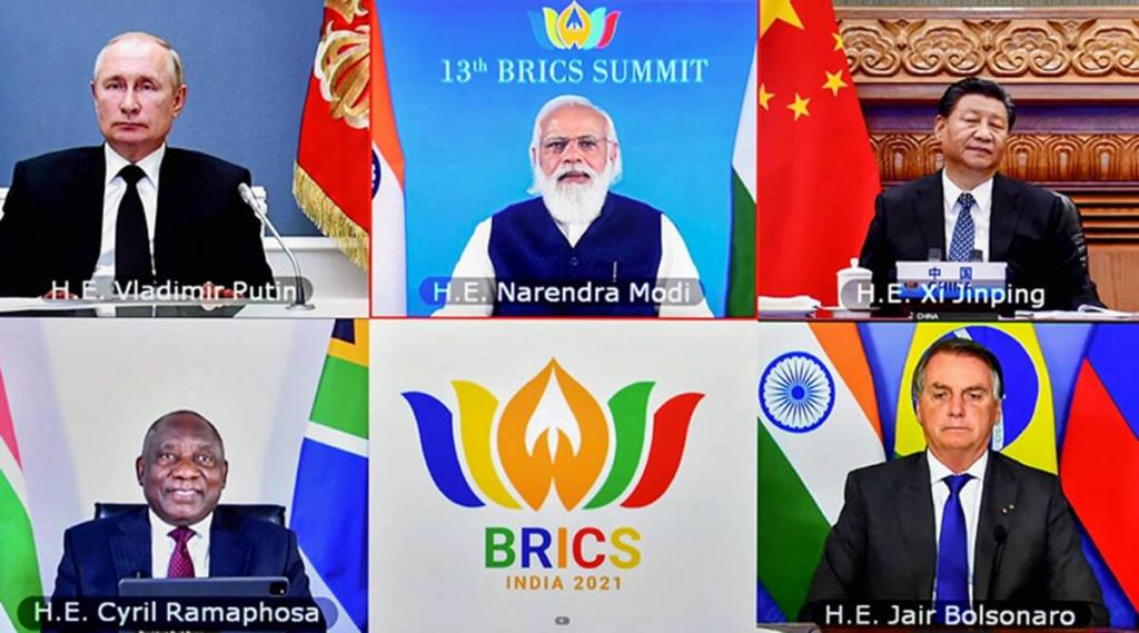 BRICS, PM Modi, Terrorism, Putin, America, Afghan crisis