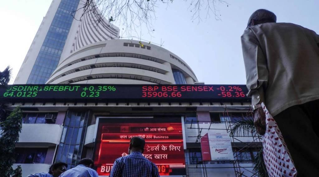 BSE Sensex Today