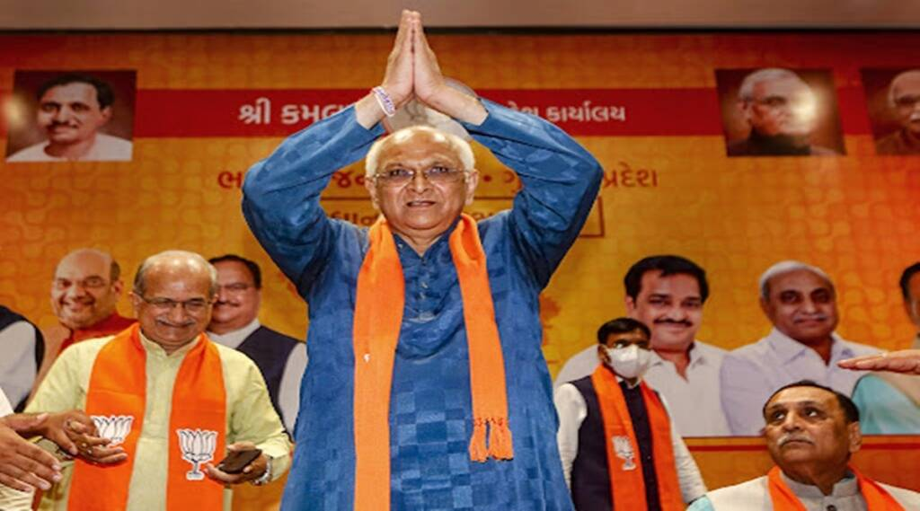 Gujarat, CM, Bhupendra Patel