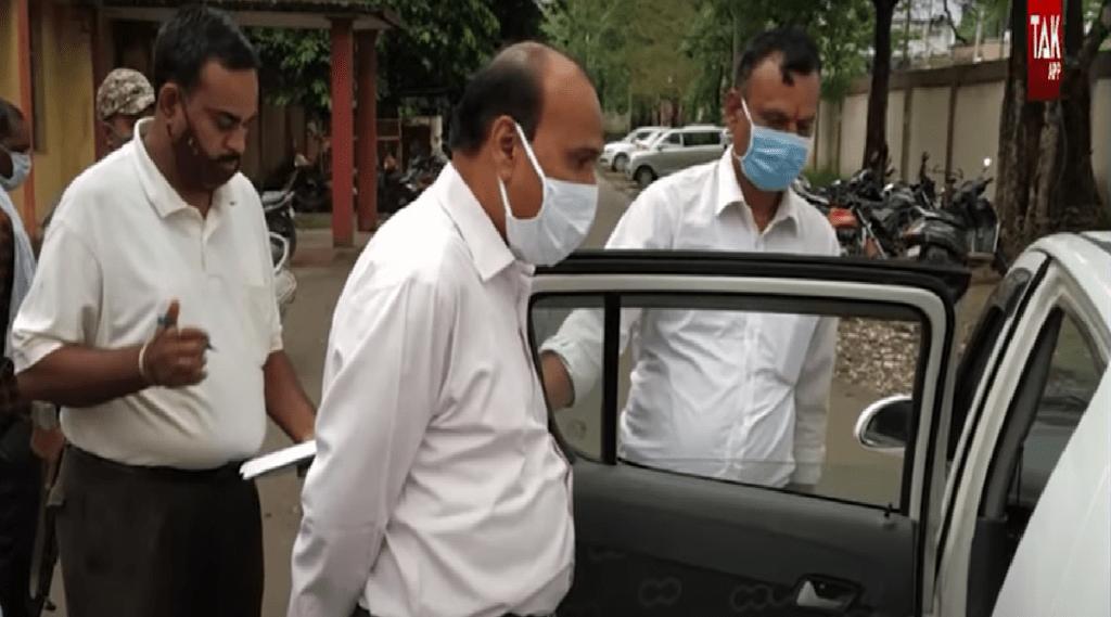 Chhattisgarh, Koraba, Court on the road, 20 lakh compensation