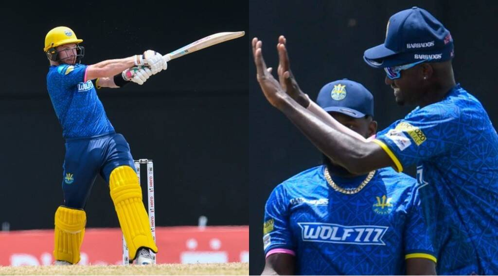 cpl-2021-rajasthan-royals-glenn-phillips-stars-with-fast-80-runs-inning-ms-dhoni-csk-opener-du-plessis-team-saint-lucia-kings-lost