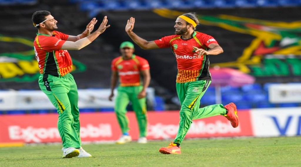 cpl-2021-preity-zinta-ipl-punjab-kings-nicholas-pooran-guyana-amazon-warriors-reaches-semifinal-shahrukh-khan-kkr-andre-russel-jamaica-tallawahs-out