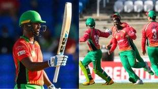 cpl-2021-preity-zinta-wicketkeeper-nicholas-pooran-guyana-amazon-warriors-beats-shahrukh-khan-all-rounder-andre-russel-jamaica-tallawahs