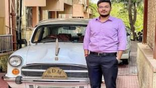 Lakshay Singhal, IAS Officer, UPSC