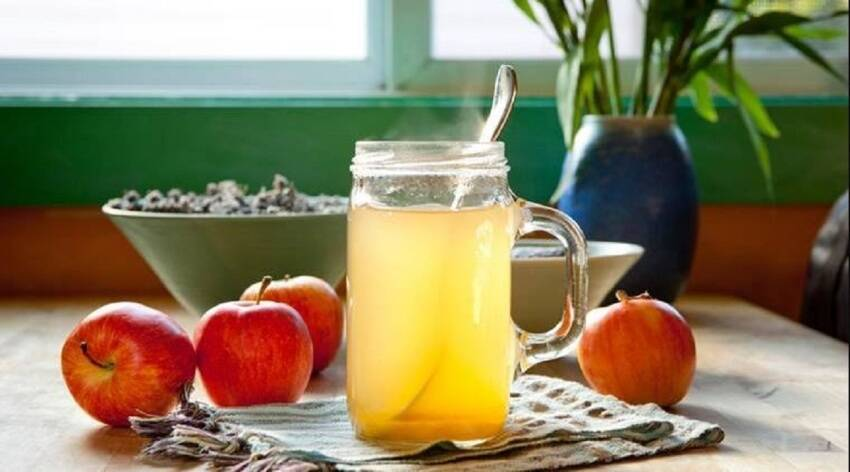 Apple Juice, Orange Juice, Banana