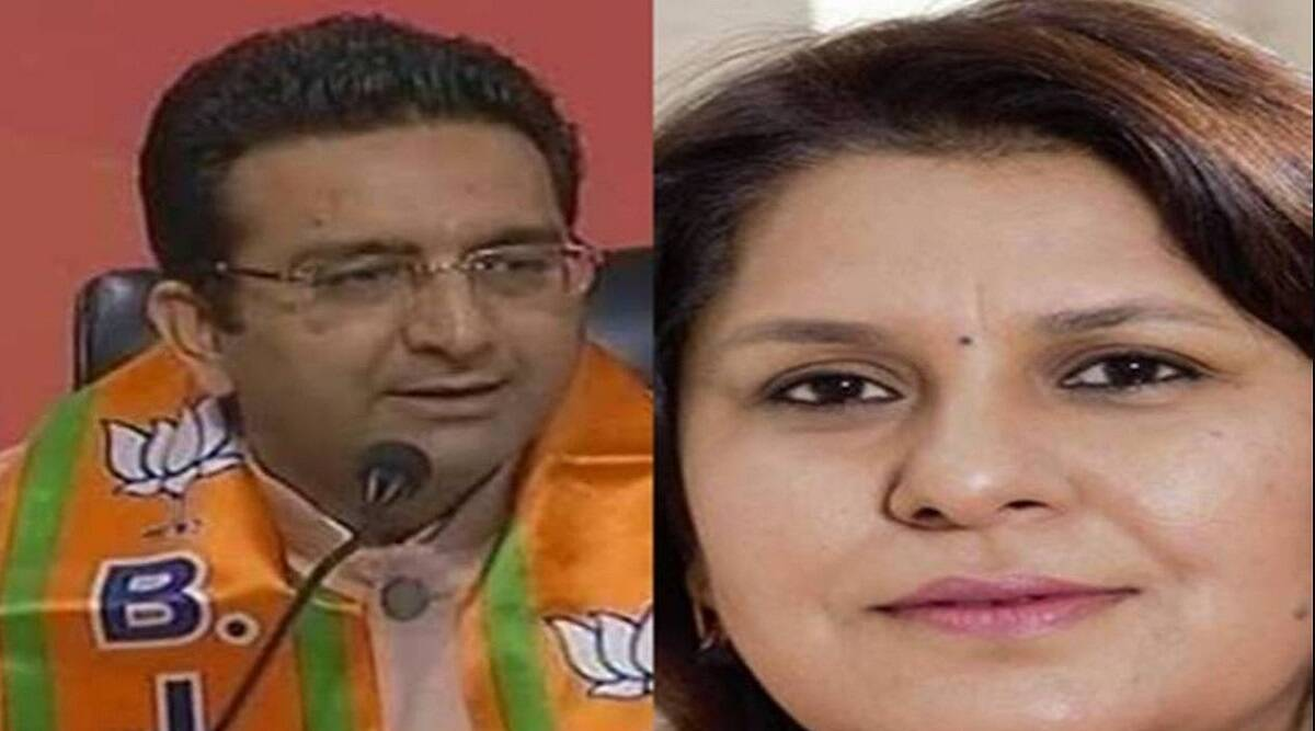 BJP Gaurav Bhatia Epic Reply To Congress Supriya Shrinate As She Demands To Dismissed Ajay Mishra Teny In Anjana Om Kashyap Show