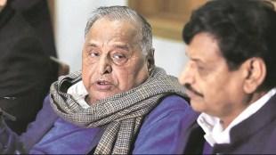 Mulayam Singh Yadav, Shivpal Yadav, Samajwadi Party