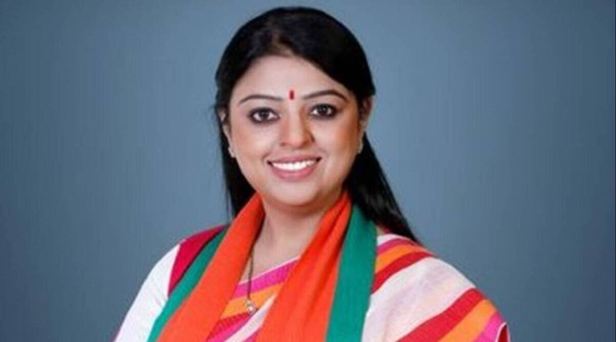 Priyanka Tibrewal is fighting against Mamta, 'Police stopped me from campaigning'