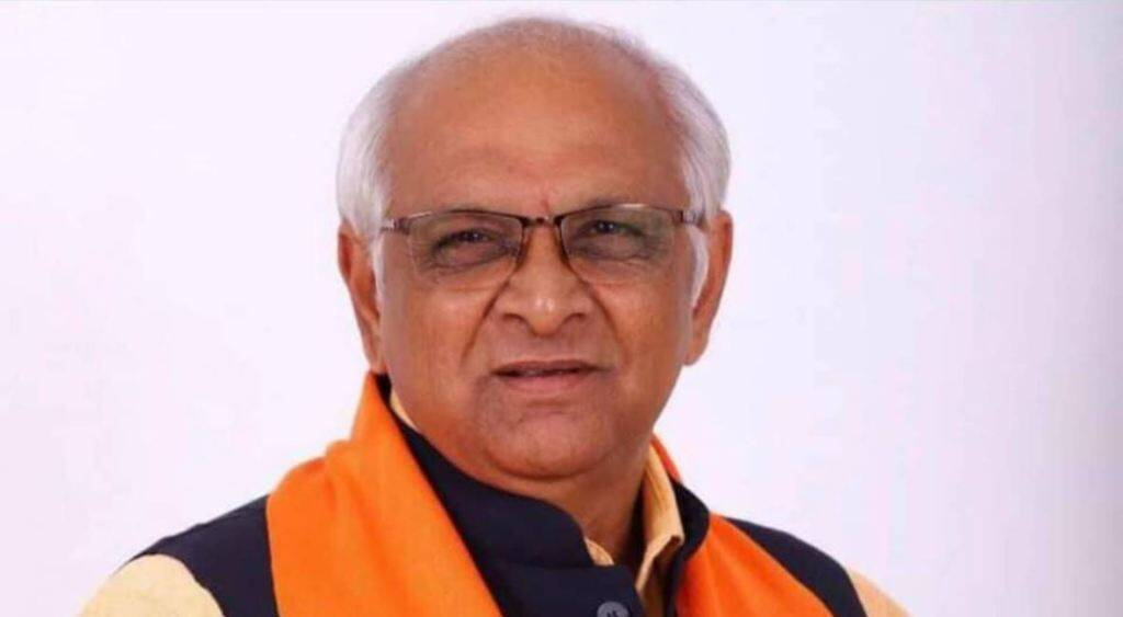 Bhupendra Patel, Gujarat CM