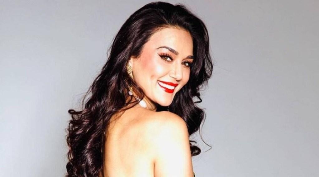Preity Zinta, Bollywood Actress