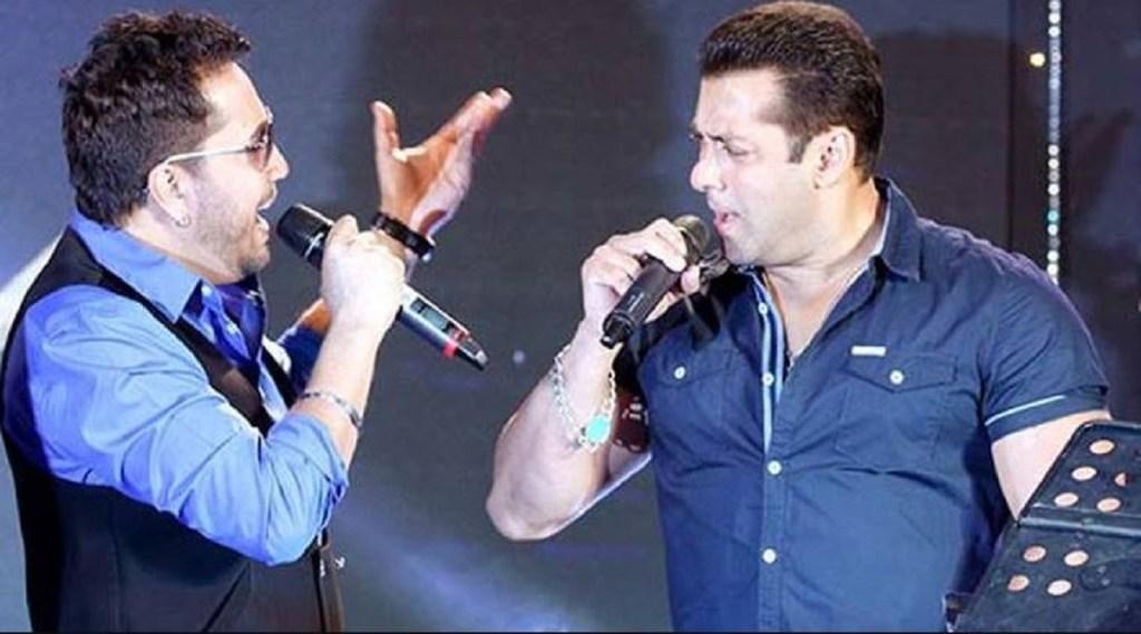 Salman Khan, Mika Singh