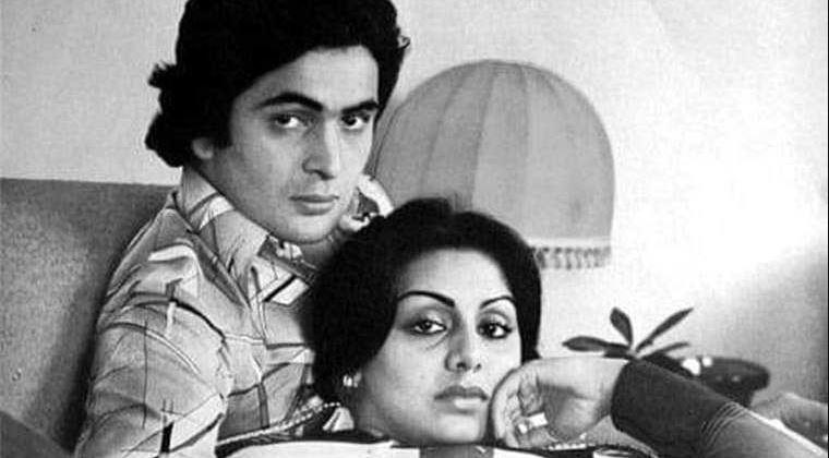 Neetu Kapoor, Rishi Kapoor