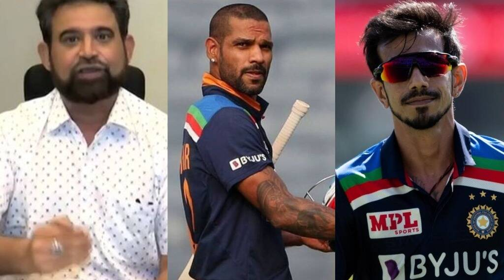 t20-world-cup-indian-squad-chetan-sharma-on-selecting-ravichandran-ashwin-on-basis-of-ipl-shikhar-dhawan-yuzvendra-chahal-misses-out