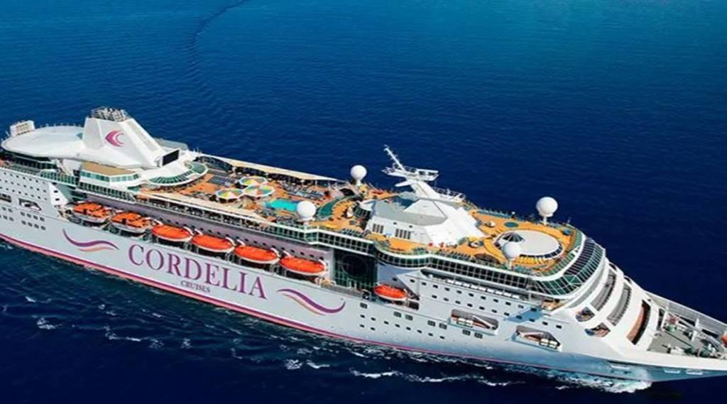 Cordelia Cruises , indian Cruises