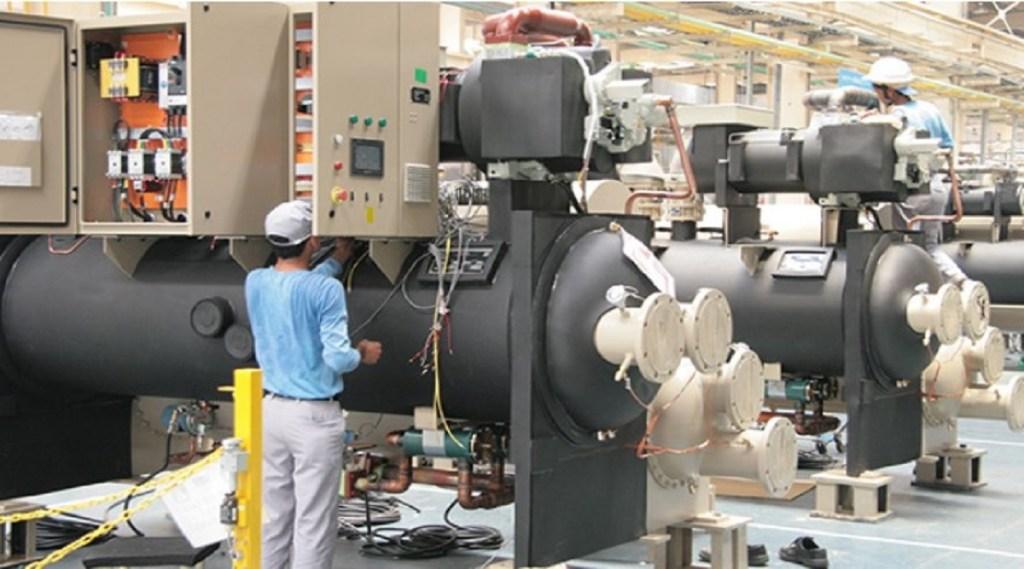 Daikin India AC Factory