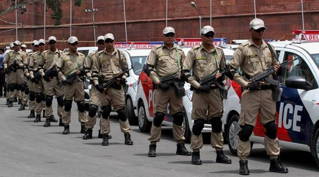 Delhi Police, DPC