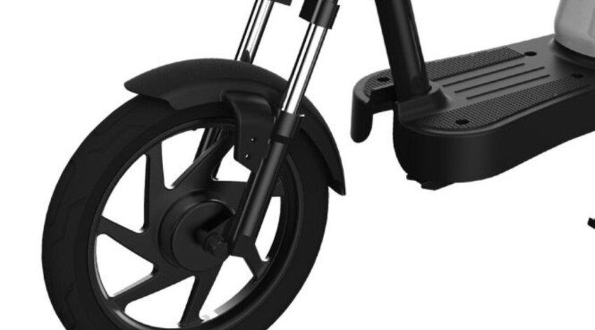 Detel Easy Plus Electric Bike