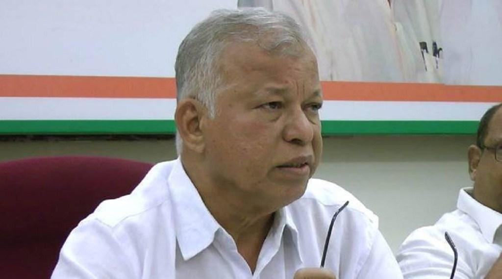 Ex Goa chief minister Luizinho Faleiro